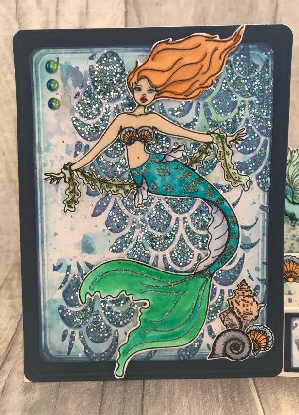 Trudie Howard Under the Sea Mermaid