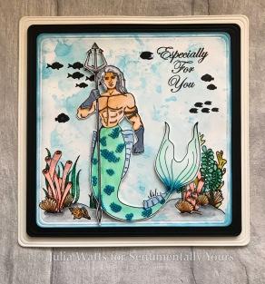 Trudie Howard Under the Sea Poseidon