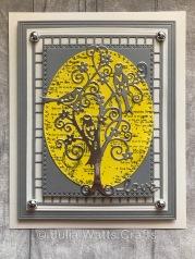 Tutti Designs Scrolly Bird Tree