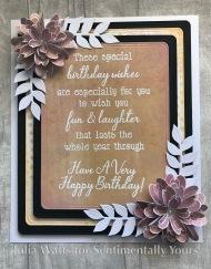 SY Big Birthday Verse Fun & Laughter