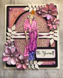 SY Fashionista Fashion Victim Lovely Lacework