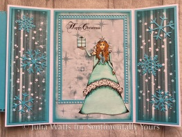 TH Snow Princess Gatefold