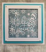 Tutti Designs Hello Winter