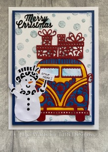 Tutti Designs Holiday Van